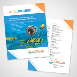 Agile Sensor Technologies Flyer Design