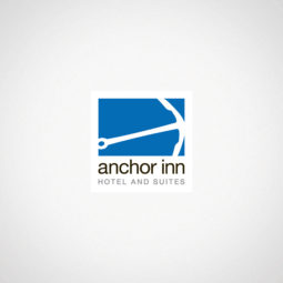 Anchor Inn Hotel and Suites Logo Design
