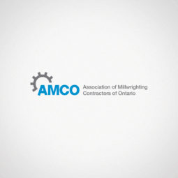 Association of Millwrighting Contractors of Ontario Logo Design