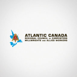 Atlantic Canada Regional Council of Carpenters, Millwrights and Allied Workers Logo Design