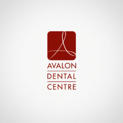 Avalon Dental Logo Design