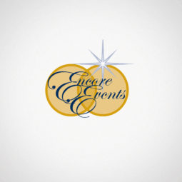 Encore Events Logo Design