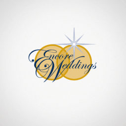 Encore Weddings Logo Design