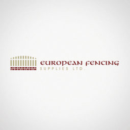 European Fencing Supplies Ltd. Logo Design