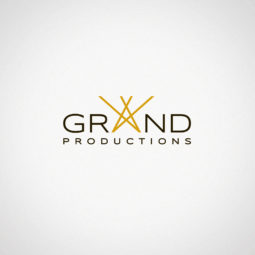 Grand Productions Logo Design