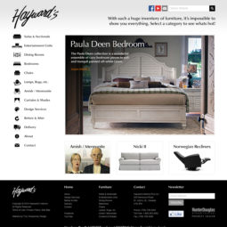 Haywards Website Design and Development - Home