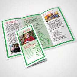 Kids Eat Smart Brochure Design