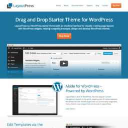 LayoutPress Website Design and Development - Home