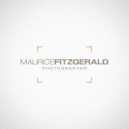 Maurice Fitzgerald Photographer Logo Design