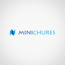 Minichures Logo Design