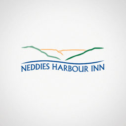 Neddies Harbour Inn Logo Design