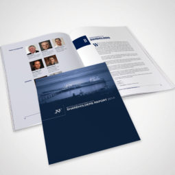 Newfoundland Transshipment Shareholders Report 2014