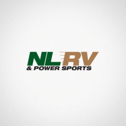 NLRV & Power Sports Logo Design