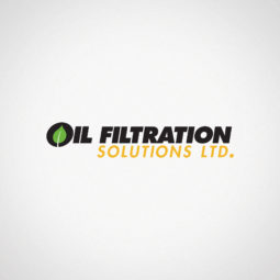Oil Filtration Solutions Ltd. Logo Design