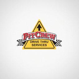 Pit Crew Logo Design