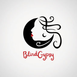 The Blind Gypsy Logo Design