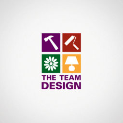 The Team Design Logo Design