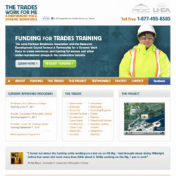 Trades Work for Me Website Design and Development - Home