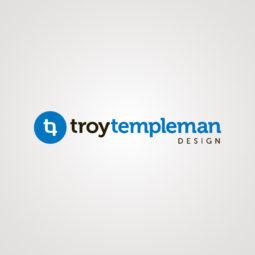 Troy Templeman Design Logo Design