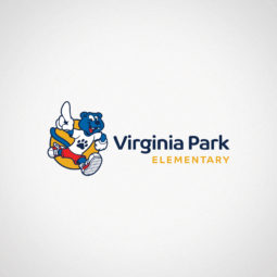 Virginia Park Elementary Logo Design