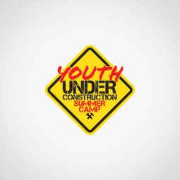 Youth Under Construction Logo Design
